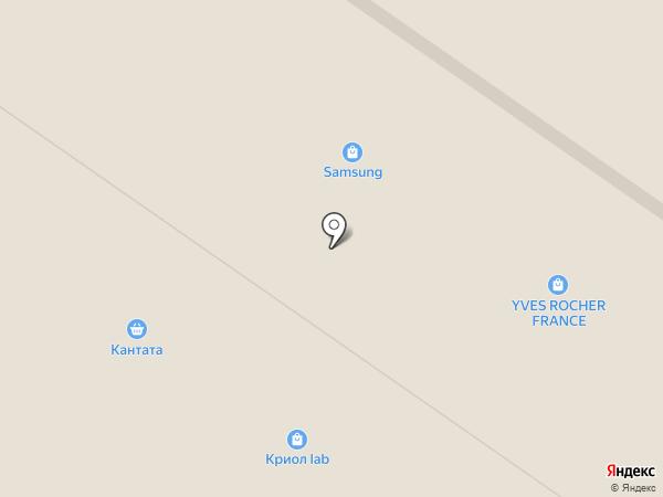 Samsung на карте Ржавок