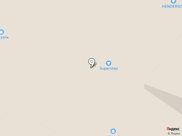 SuperStep на карте Ржавок