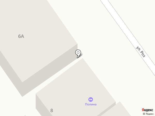 Гардария на карте Анапы