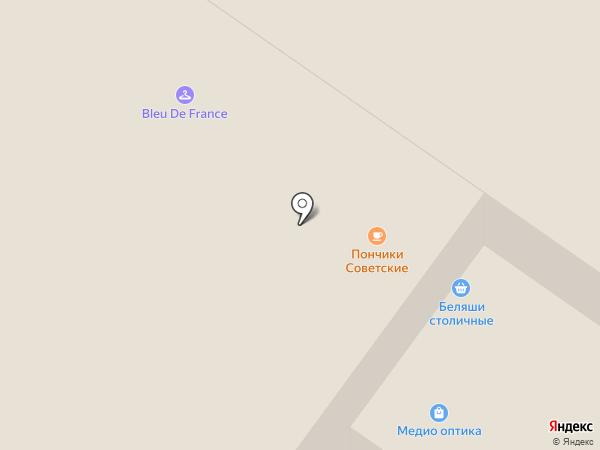Anex Tour на карте Ржавок