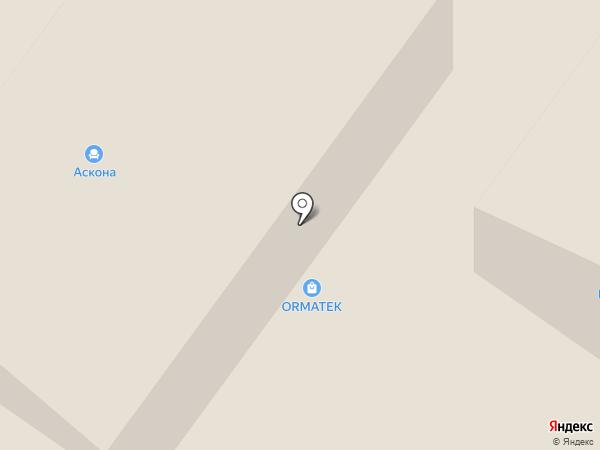 8 Марта на карте Ржавок