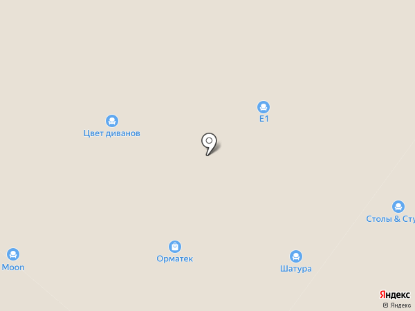 Мария на карте Ржавок
