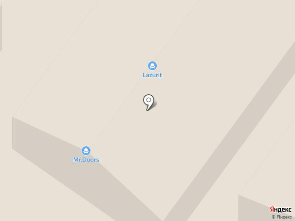 Askona на карте Ржавок