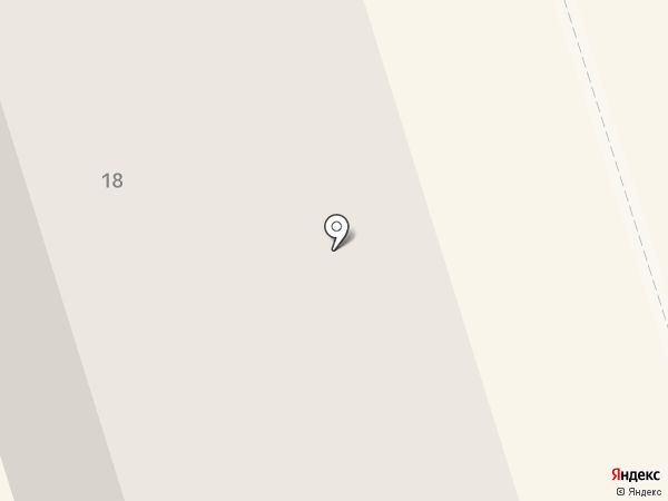 Ермолино на карте Одинцово
