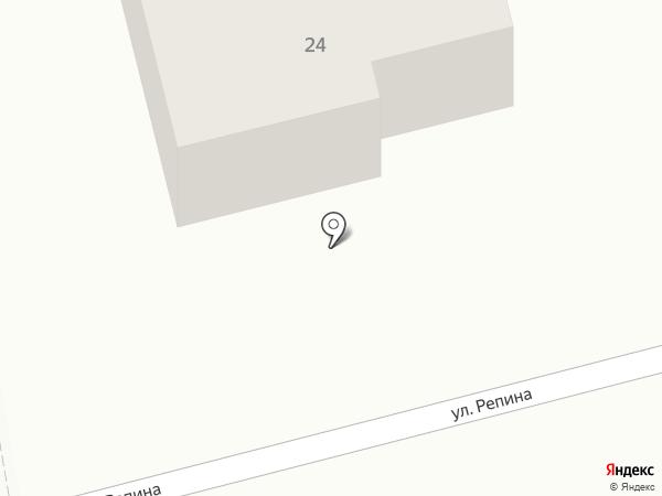 Бортники на карте Красногорска