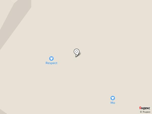 Mohito на карте Ржавок