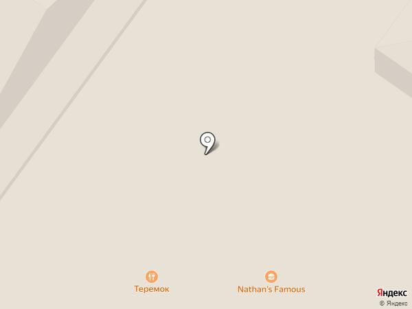Детский аттракцион на карте Ржавок