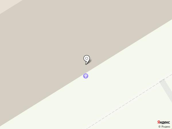 Тренажерный зал на карте Одинцово