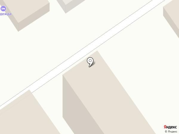 Золотой клен на карте Анапы
