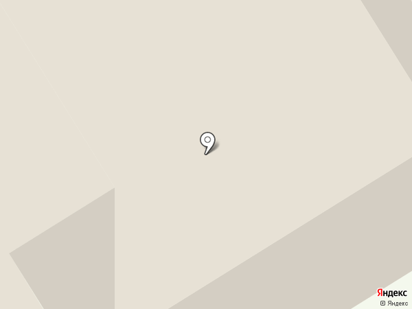 Гостиница, Волейбольно-спортивный комплекс на карте Одинцово