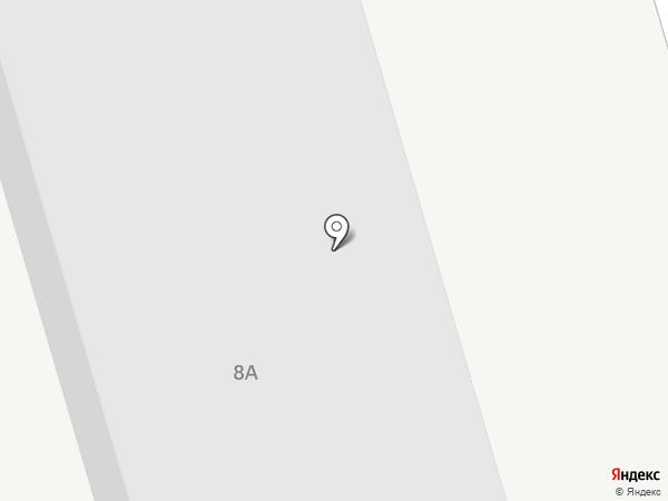 Алгруп на карте Одинцово