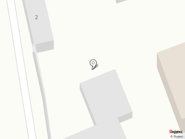 Агата на карте Анапы