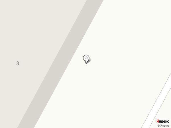 три К на карте Красногорска