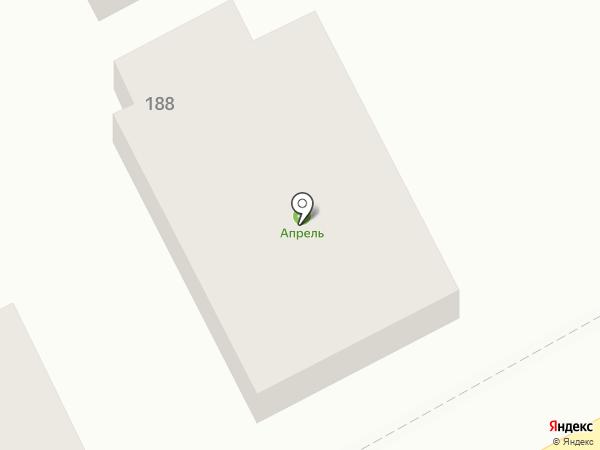 Грация на карте Анапы