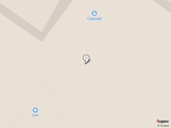 LACOSTE на карте Ржавок