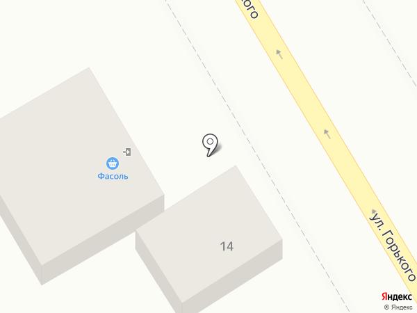 Супермаркет на карте Анапы