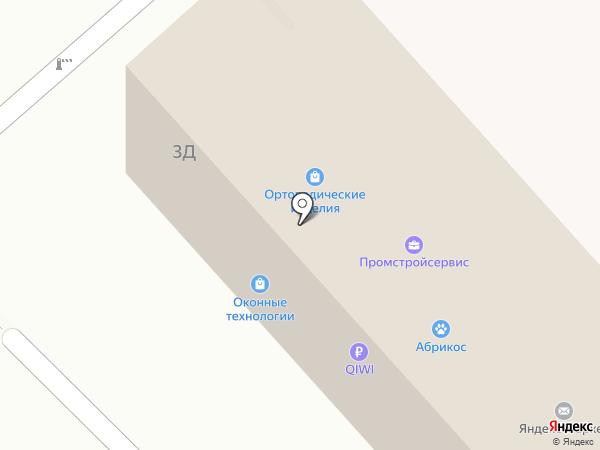 Платежный терминал, КБ Индустриальный Сберегательный Банк на карте Одинцово