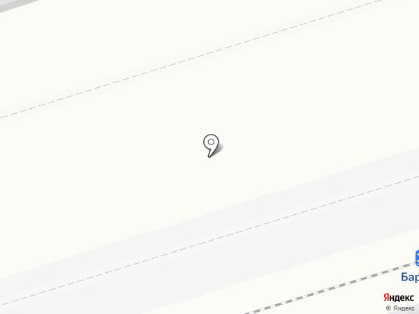 Барвиха на карте Барвихи