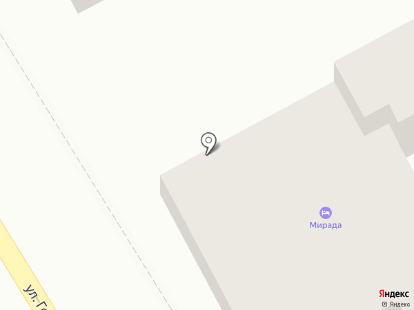 Семейная на карте Анапы