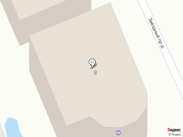 АРТиКА на карте Анапы