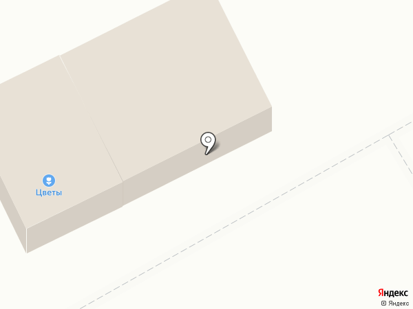Вердон на карте Одинцово