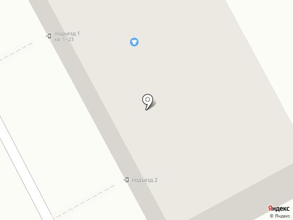 Магазин сантехники и электротоваров на ул. Мира на карте Красногорска
