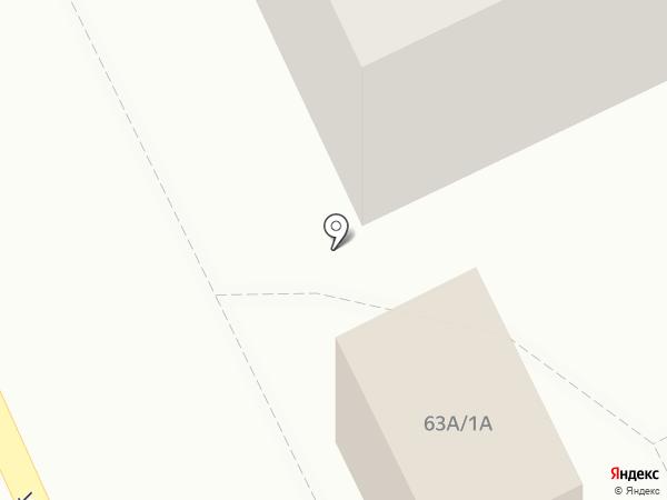 Апрель на карте Анапы