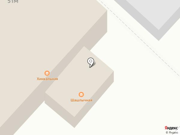 Шиномонтажная мастерская на карте Юрлово