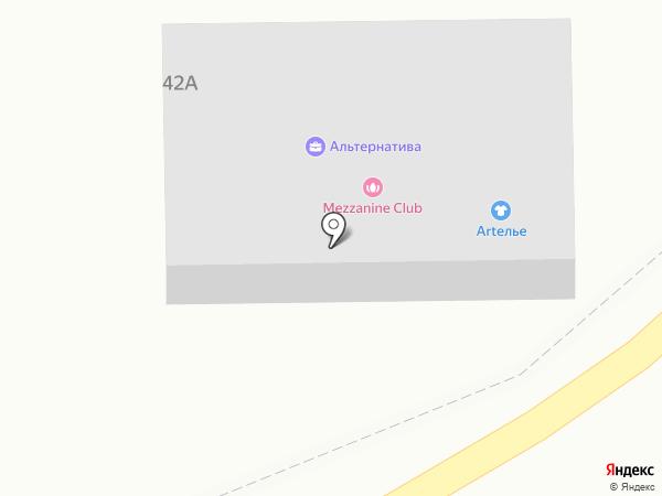 Юридический центр на карте Сабурово