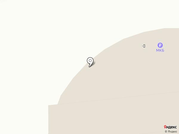 Луковка на карте Одинцово