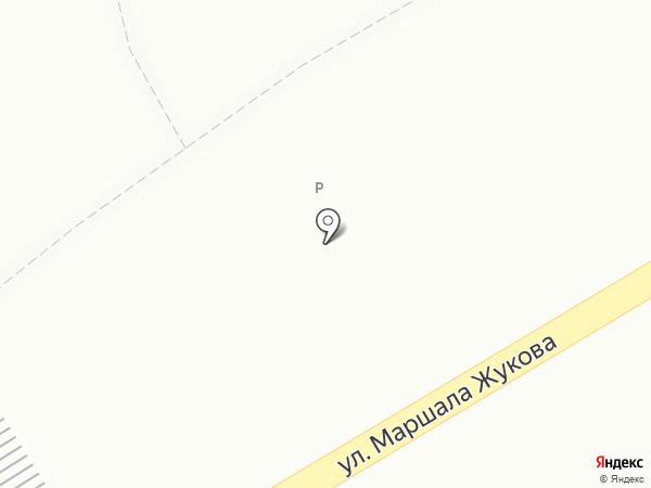 Киоск по продаже печатной продукции на карте Одинцово