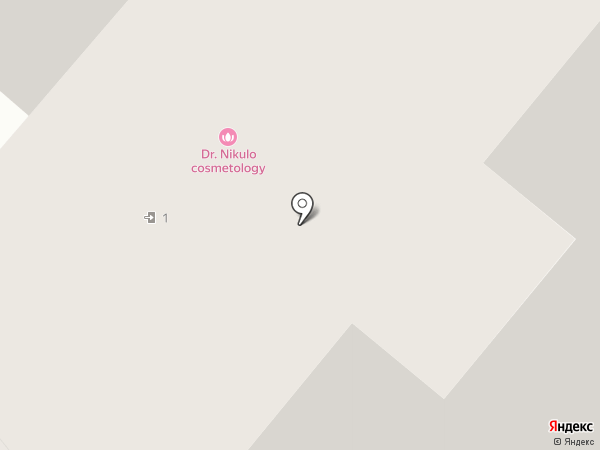 Мак-Дан на карте Красногорска