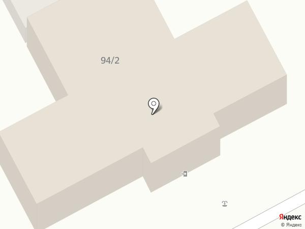 Алекс на карте Анапы