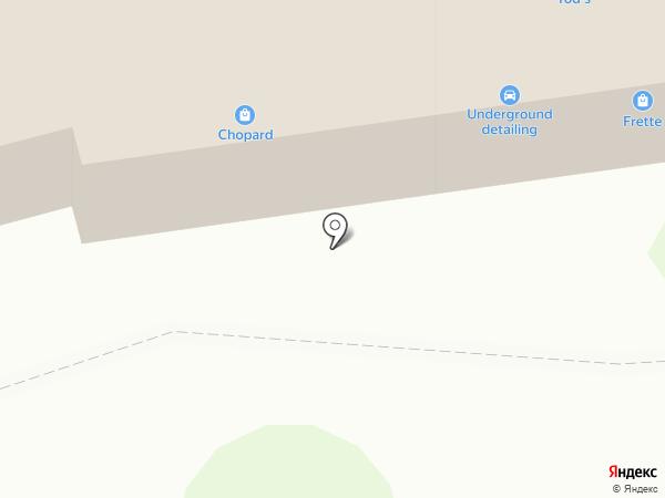Frette на карте Барвихи