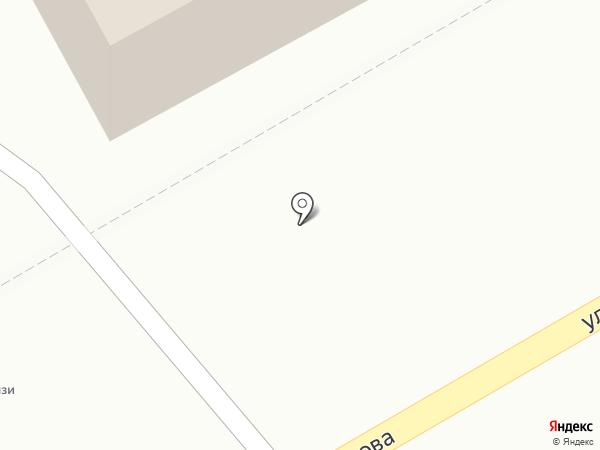 Салон цветов на ул. Маршала Жукова на карте Одинцово