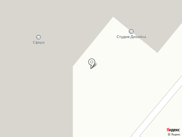 Улей на карте Красногорска
