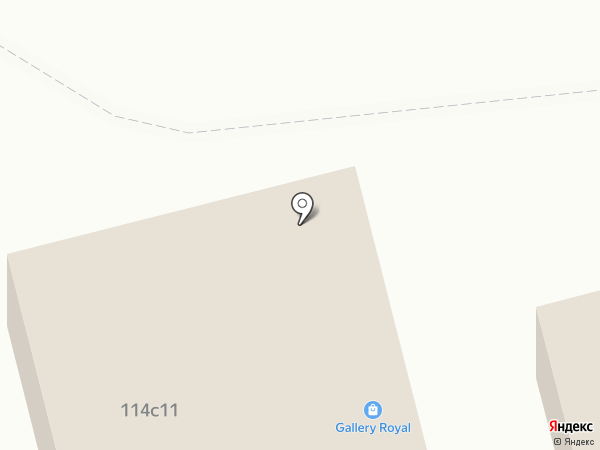 Gallery Royal на карте Барвихи