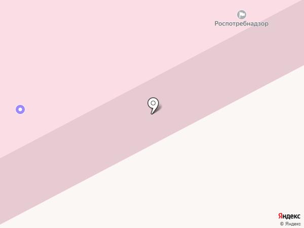 Территориальный отдел Управления Федеральной службы по надзору в сфере защиты прав потребителей и благополучия человека по Московской области в Одинцовском, Можайском, Русском, Наро-Фоминском районах на карте Одинцово