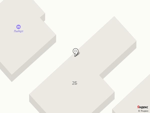 Уютная на карте Анапы