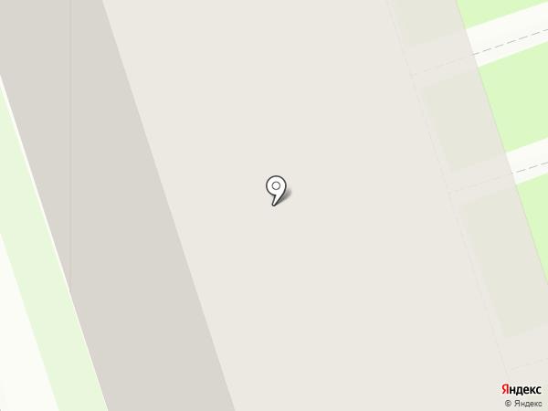 Одинцово-1 на карте Одинцово