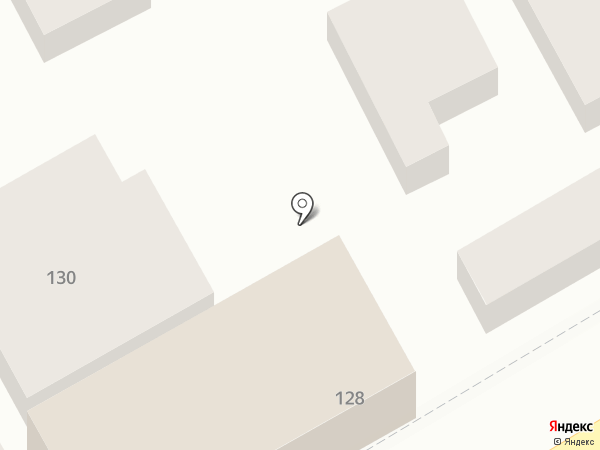 Магазин одежды на карте Анапы