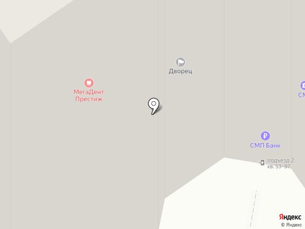 Энигма на карте Одинцово
