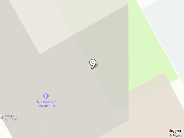 LADA Деталь на карте Одинцово