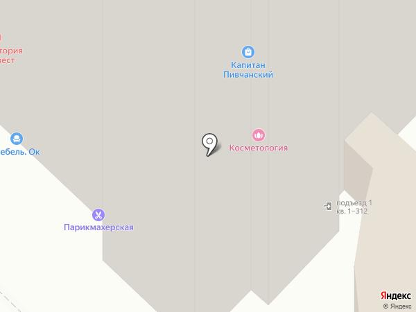 Лаверна на карте Красногорска