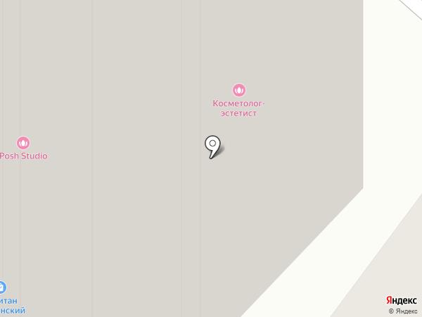 Ресо Гарантия на карте Красногорска