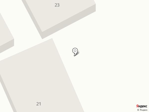 Дом Туровских на карте Анапы