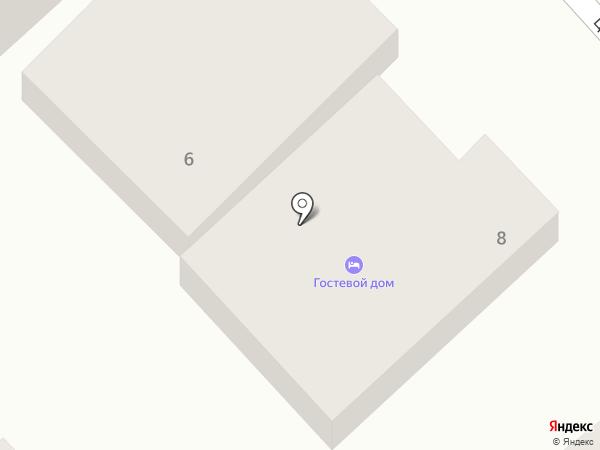 Библиотека №13 на карте Анапы