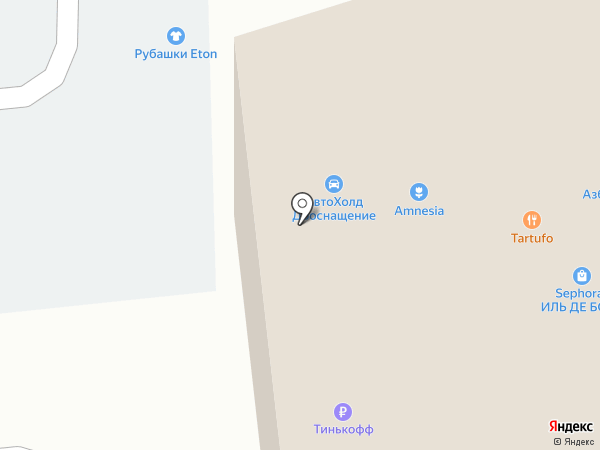 Мульти-Мастер на карте Барвихи