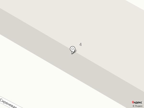 Пятницкие кварталы на карте Сабурово