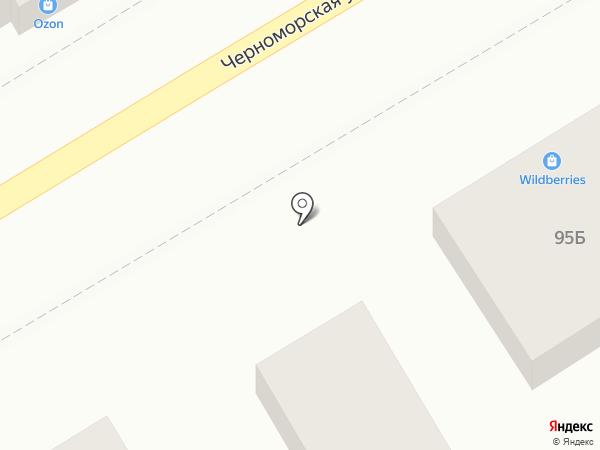 КанцPro на карте Анапы